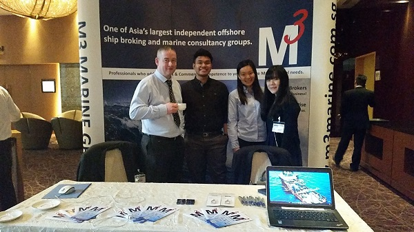 6th Dynamic Positioning Asia Conference & Exhibition 2016