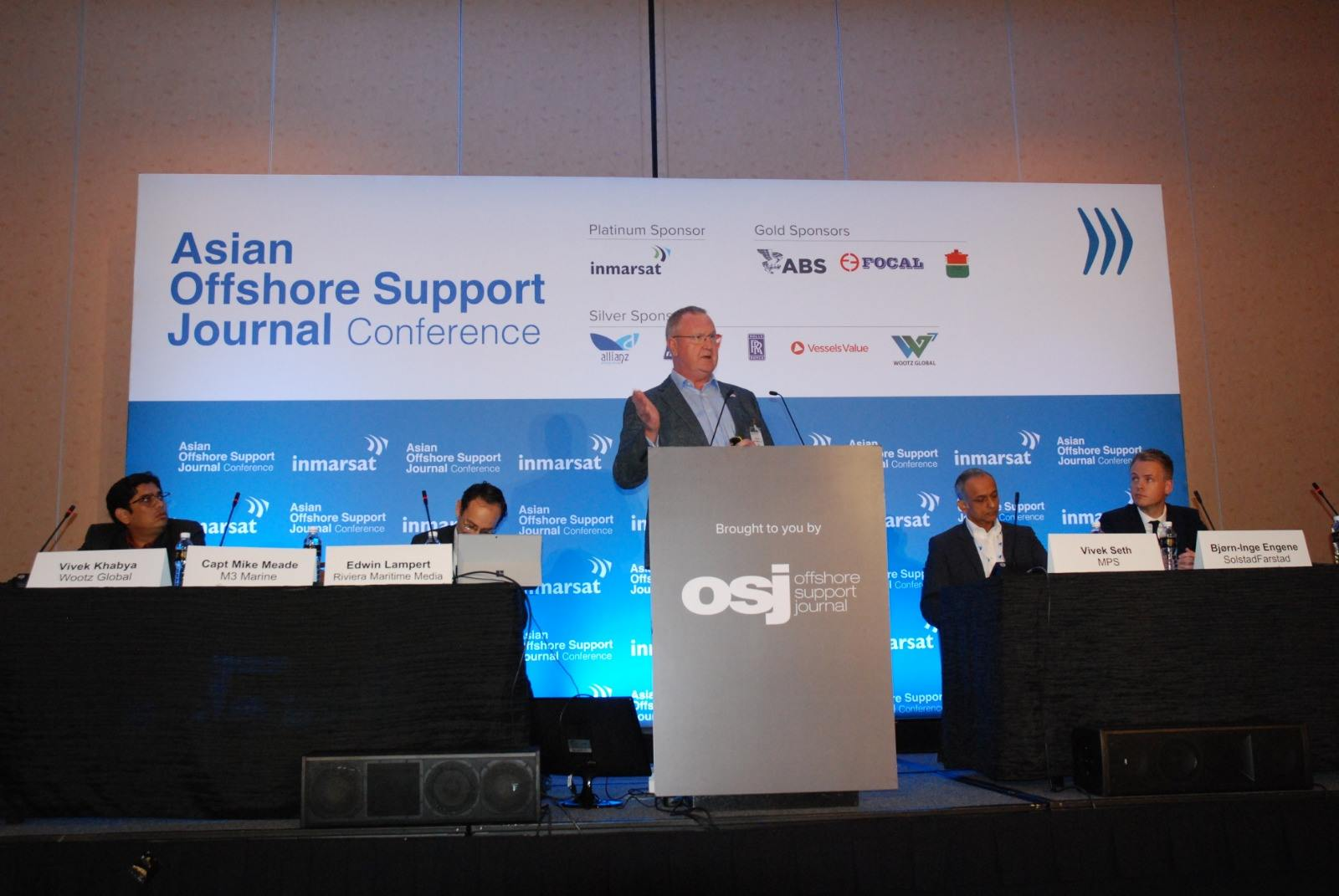 Asian Offshore Support Journal Conference 2018