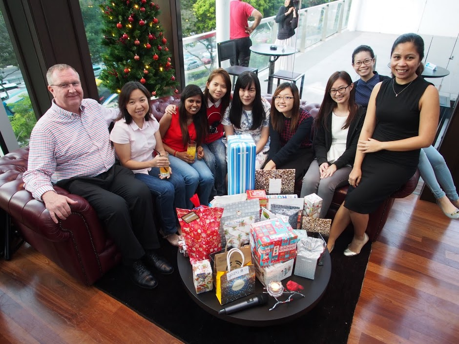 M3's Christmas Party 2015!