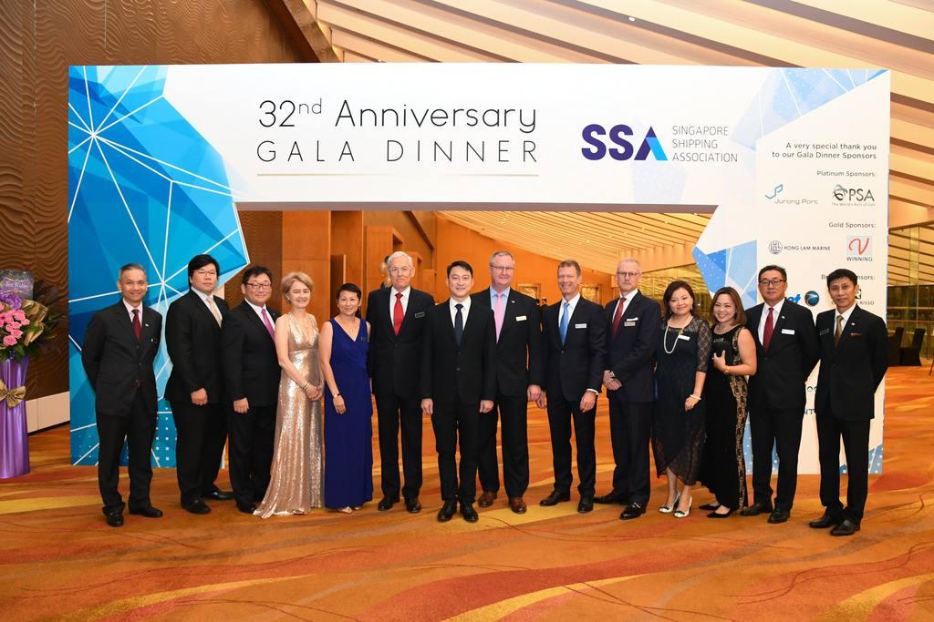 SSA 32nd Anniversary Gala Dinner