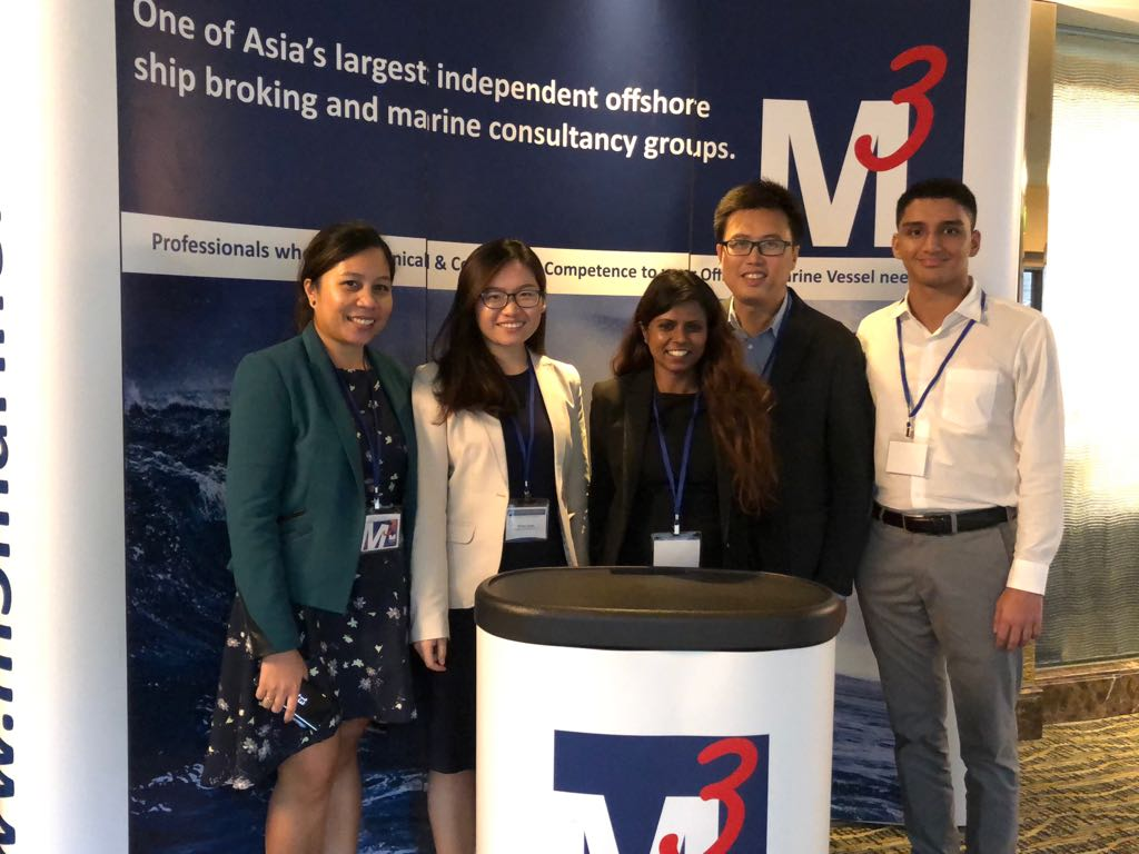 The 8th Dynamic Positioning Asia Conference