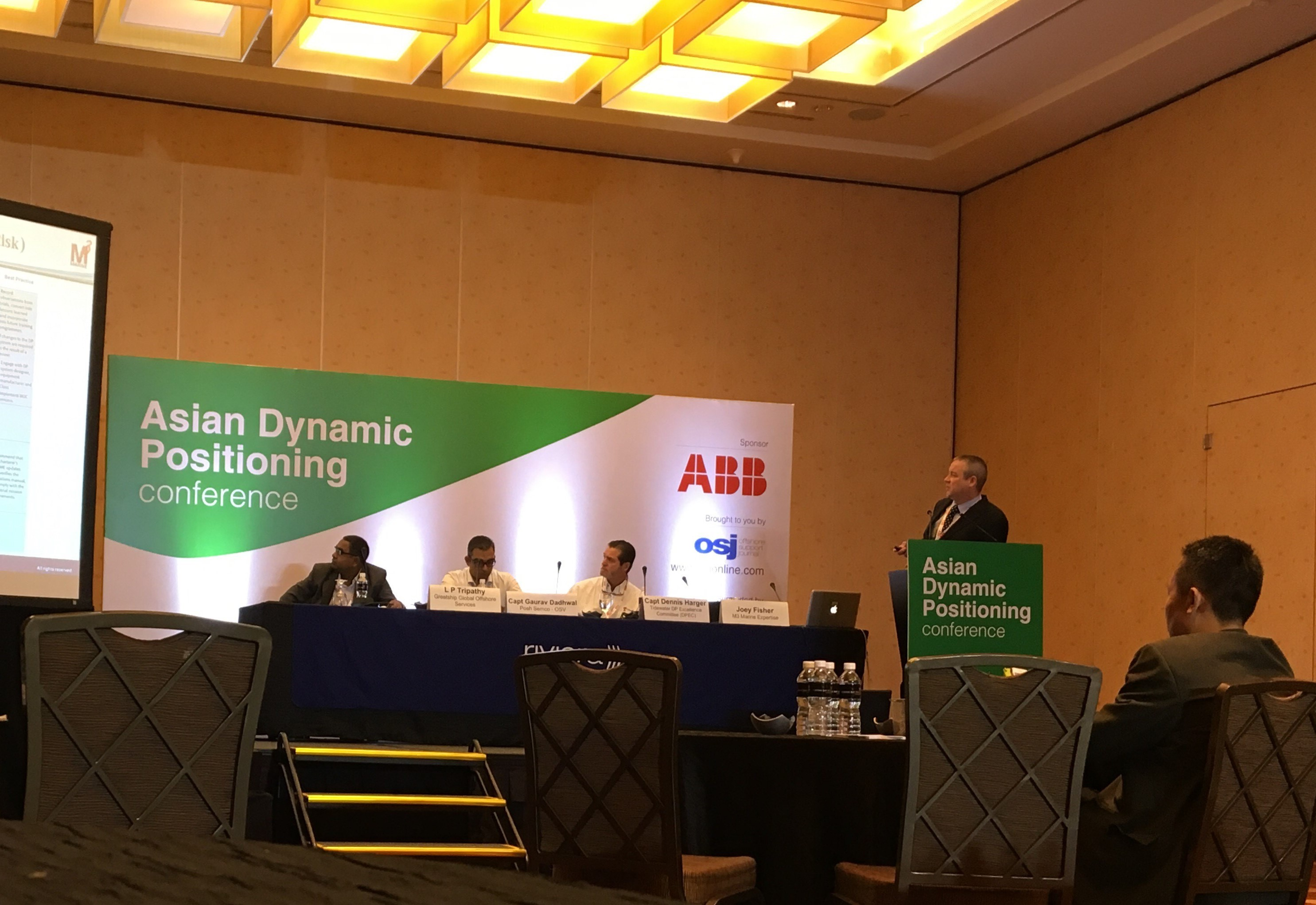 The Asian Dynamic Positioning Conference 2016