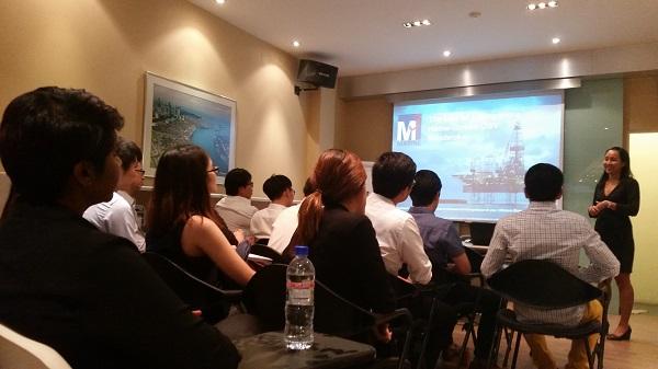 Home-Grown Singapore OSV Shipbroker