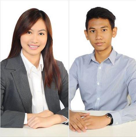 Meet our new interns – Qi Li & Eizaaz!