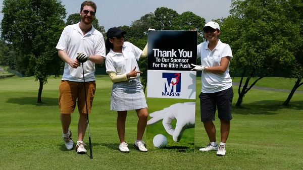 SENSE Charity Golf 2014