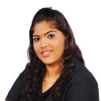 Meet our new intern – Vinitha